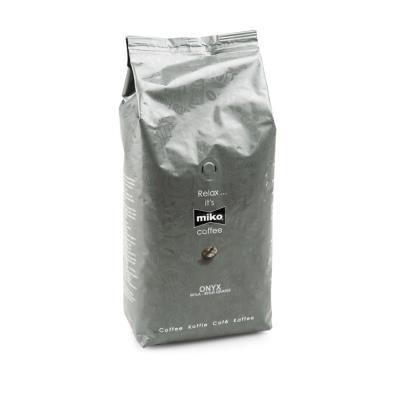 Café en grains Onyx - Arabica - Robusta - 1 kg - paquet 1000 grammes (photo)