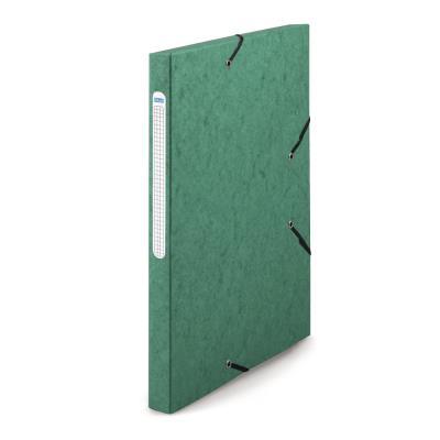 Chemise 1er prix 3 rabats et élastique - carte 5/10e - vert
