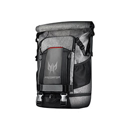 Acer Predator Gaming Rollup Backpack - Sac à dos pour ordinateur portable - 15