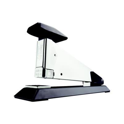 Agrafeuse de bureau manuelle Rapid K2 - 50 feuilles 80 g/m² - métal - noir/blanc