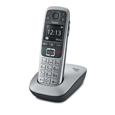 Téléphone sans fil Gigaset solo E560 - silver (photo)