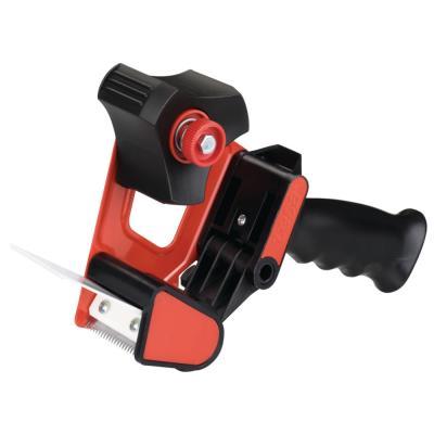 Dévidoir manuel CLASSIC avec poignée pistolet noir et rouge 56403