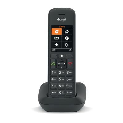 Téléphone sans fil C575 Gigaset - noir