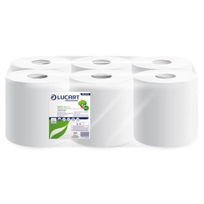 Essuie-mains pour la cuisine 450S - double épaisseur - gaufré - 450 feuilles - 200 mm - blanc - paquet 6 unités