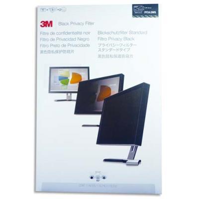 Filtre de confidentialité 3M Noir pour écran 24
