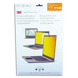 Filtre de confidentialité 3M pour ordinateur portable 13,3'' - Format 16/9 (photo)