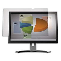 Filtre anti-reflets pour écran 21,5'' - Format 16/9 (photo)