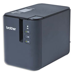 Etiqueteuse Brother P-Touch PT-P900W - Wifi - 36mm