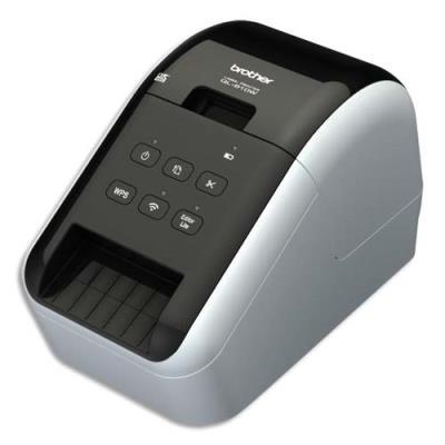 Imprimante d'étiquettes Brother QL-810W - rouleau 62 mm - WIFI