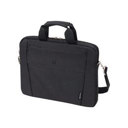 Dicota Slim Case BASE - Sacoche pour ordinateur portable - 12.5'' - noir (photo)