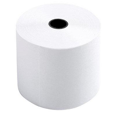 Bobine calculatrice comptable Exacompta - papier offset 1 pli - largeur 57 mm x longueur 43 m x diamètre mandrin 12 mm - paquet 10 rouleaux (photo)