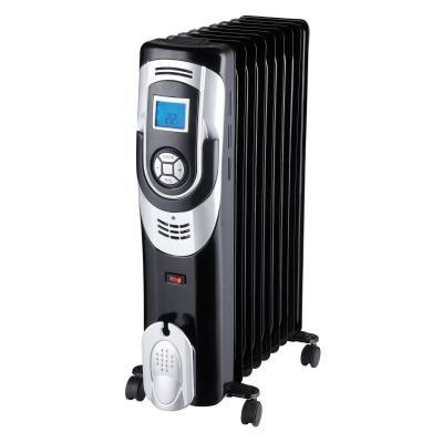Radiateur bain d'huile électronique 2000W (photo)
