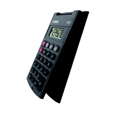Calculatrice Canon AS-8 - noir (photo)