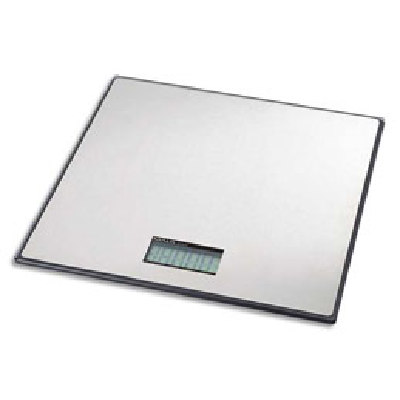 Pèse paquet Maulglobal forme extra plate - 50 kg - portée minimum 60 g - 32,2 x 3 x 32 cm (photo)