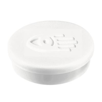 Aimant Legamaster - 30 mm - blanc - paquet de 10