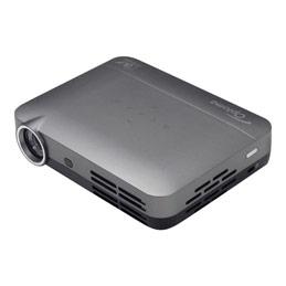 Optoma ML330 - Projecteur DLP - 3D - 500 lumens - WXGA (1280 x 800) - 16:10 - HD 720p - Wi-Fi / Bluetooth / LAN (photo)
