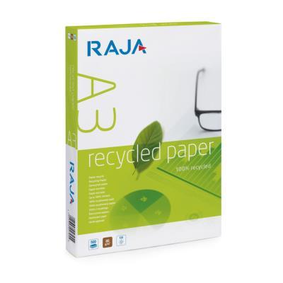 Papier A3 blanc 80g recyclé - ramette de 500 feuilles (photo)