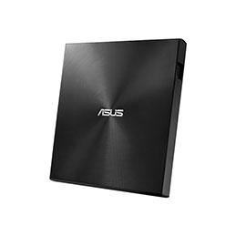 ASUS ZenDrive U9M SDRW-08U9M-U - Lecteur de disque - DVD±RW (±R DL) - 8x/8x - USB 2.0 - externe - noir (photo)