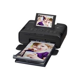 Canon SELPHY CP1300 - Imprimante - couleur - thermique par sublimation - 148 x 100 mm jusqu'à 0.78 min/page (couleur) - USB, hôte USB, Wi-Fi - noir (photo)