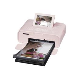 Canon SELPHY CP1300 - Imprimante - couleur - thermique par sublimation - 100 x 148 mm jusqu'à 2.2 impressions/min (couleur) - USB, hôte USB, Wi-Fi - rose (photo)