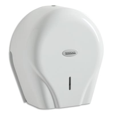 Distributeur de bobine de papier toilette Oléane pour maxi et mini jumbo