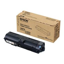 Epson WorkForce AL-M320DTN - Imprimante - Noir et blanc - Recto-verso - laser - A4/Legal - 1200 x 1200 ppp - jusqu'à 40 ppm - capacité : 600 feuilles - USB 2.0, Gigabit LAN (photo)
