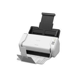 Brother ADS-2200 - Scanner de documents - Recto-verso - A4 - 600 dpi x 600 dpi - jusqu'à 35 ppm (mono) / jusqu'à 35 ppm (couleur) - Chargeur automatique de documents (50 feuilles) - USB 2.0, USB 2.0 (Host) (photo)