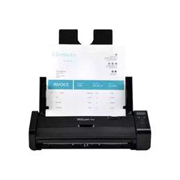 IRIS IRIScan Pro 5 - Scanner de documents - Contact Image Sensor (CIS) - Recto-verso - Legal - 600 dpi - jusqu'à 23 ppm (mono) / jusqu'à 17 ppm (couleur) - Chargeur automatique de documents (20 pages) - jusqu'à 1000 pages par jour - USB 2.0 (photo)