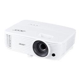 Acer P1350W - Projecteur DLP - P-VIP - portable - 3D - 3700 lumens - WXGA (1280 x 800) - 16:10 - 720p (photo)