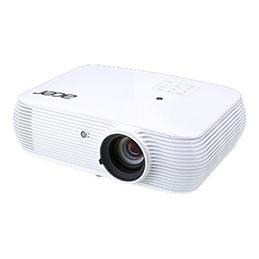 Acer P5630 - Projecteur DLP - UHP - portable - 3D - 4000 ANSI lumens - WUXGA (1920 x 1200) - 16:10 - 1080p - LAN (photo)