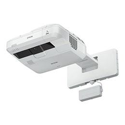Epson EB-1470Ui - Projecteur 3LCD - 4000 lumens (blanc) - 4000 lumens (couleur) - WUXGA (1920 x 1200) - 16:10 - 1080p - 802.11b/g/n wireless / LAN / Miracast (photo)