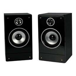 MCL Samar HP-2015W - Haut-parleurs - pour PC - 15 Watt - noir