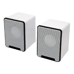 MCL Samar HP-USB2/5 - Haut-parleurs - pour PC - 10 Watt (Totale)