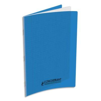 Cahier Oxford - couverture polypropylène - A4 - 90 g - 48 pages - Seyès - bleu