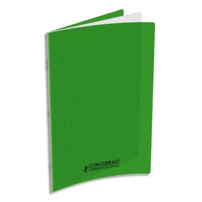 Cahier Oxford - couverture polypropylène - A4 - 90 g - 48 pages - Seyès - vert