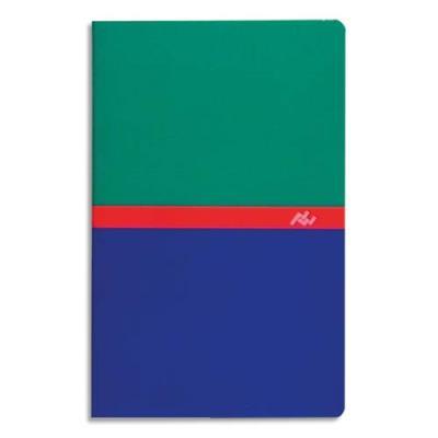 Carnet Conquérant 7 - 9 x 14cm - 96 pages - petits carreaux (photo)