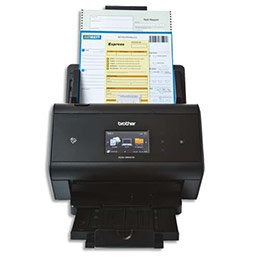 Scanner Brother CL ADS-3000N (photo)