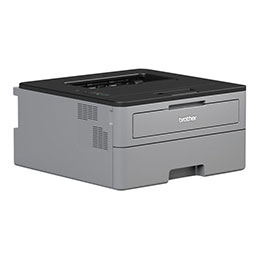 Brother HL-L2310D - Imprimante - monochrome - Recto-verso - laser - A4/Legal - 2400 x 600 ppp - jusqu'à 30 ppm - capacité : 250 feuilles - USB 2.0 (photo)
