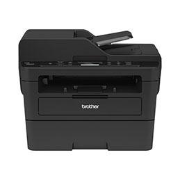 Brother DCP-L2550DN - Imprimante multifonctions - Noir et blanc - laser - Legal (216 x 356 mm) (original) - A4/Legal (support) - jusqu'à 34 ppm (copie) - jusqu'à 34 ppm (impression) - 250 feuilles - USB 2.0, LAN (photo)