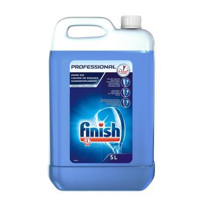 Liquide rincage Calgonit Finish pour lave vaisselle - 5 L (photo)