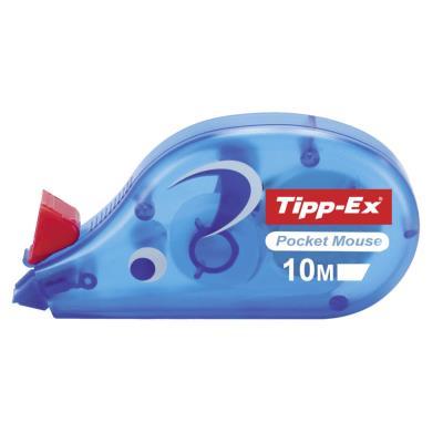 Roller de correction Tipp-Ex Pocket Mouse - 4.2 mm x 9 m - jetable