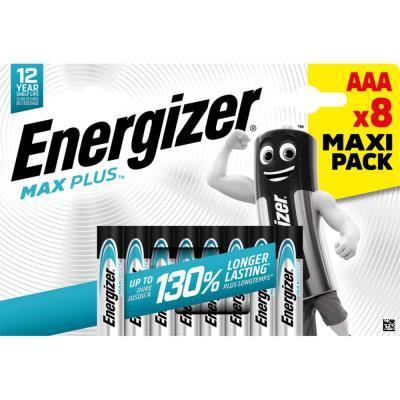 Piles Energizer Max Plus - AAA - blister de 8 piles