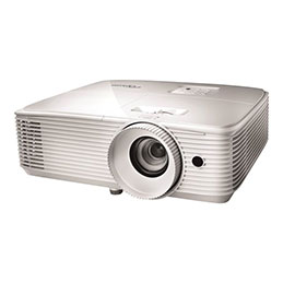 Optoma EH334 - Projecteur DLP - portable - 3D - 3600 lumens - Full HD (1920 x 1080) - 16:9 - 1080p (photo)