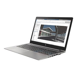 Hp zbook 15u g5 mobile workstation core i7 8550u 1.8 ghz win 10 pro 64 bits 8 go ram 256 go ssd hp z turbo drive nvme tlc 15.6 ips 1920 x 1080 full hd radeon pro wx 3100 hd graphics 620 wi fi bluetooth argent turbo clavier français hp zbook 15u g5 mobile