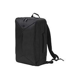 DICOTA Dual EDGE - Sac à dos pour ordinateur portable - 15.6'' - noir (photo)