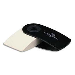 Gomme sleeve Faber Castell avec son étui (photo)
