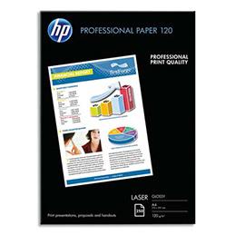 Papier photo professionnel HP CG964A - laser - brillant - 120g - A4 - pack de 250 (photo)