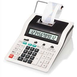 Calculatrice imprimante professionnelle Citizen CX123N