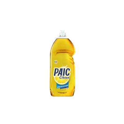 Liquide vaisselle main Paic - parfum citron - flacon de 1,5L
