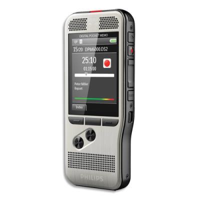 Enregistreur numérique Philips Pocket-Mémo DPM6000/00